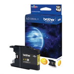 Brother LC-1280XLY Ink cartridge yellow, 1.2K pages LC1280XLY