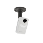 LevelOne Fixed Network Camera, 3-Megapixel, PoE 802.3af