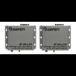Gefen EXT-HDRS2IR-4K2K-1FO AV transmitter & receiver Grey AV extender
