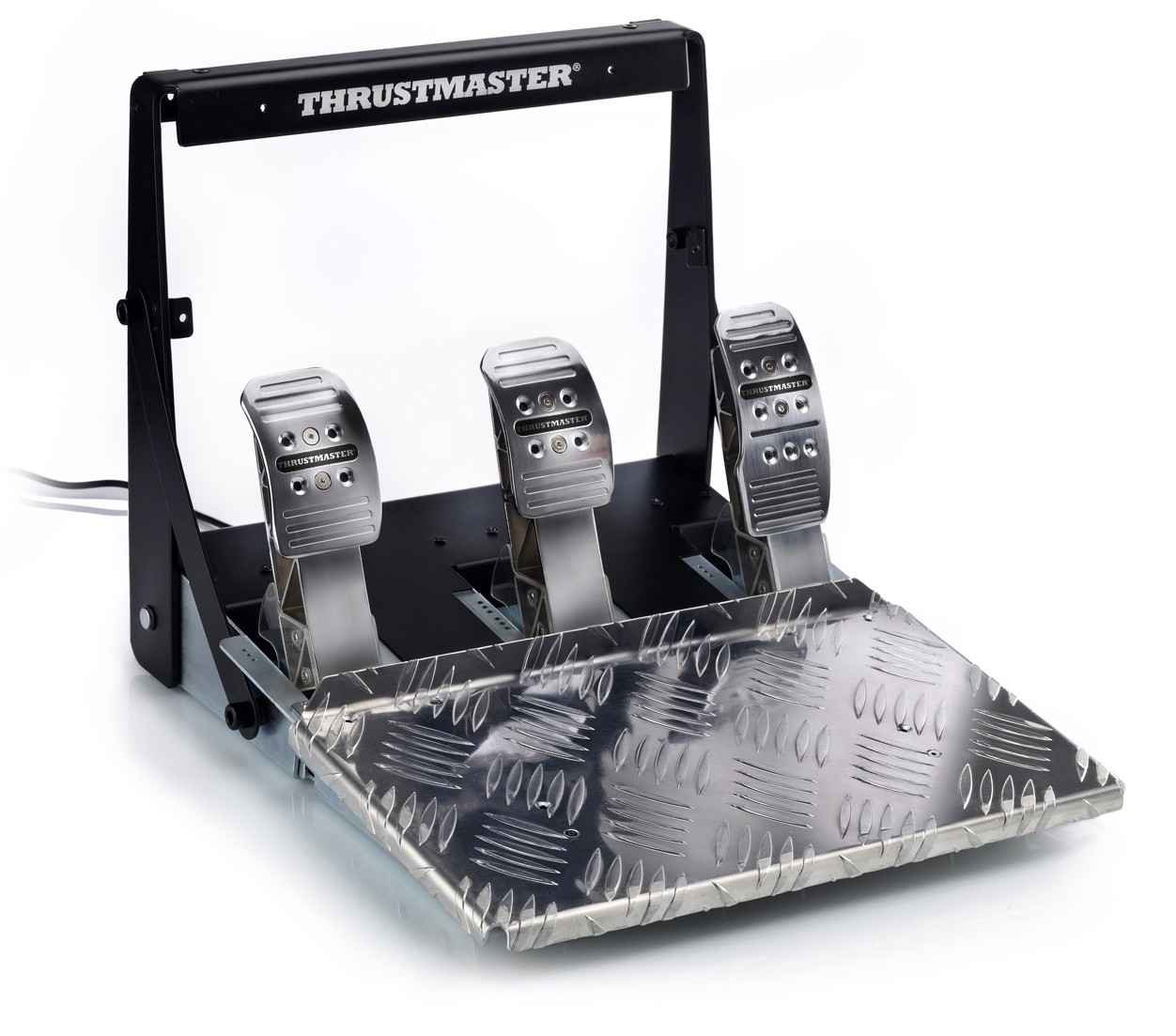 Thrustmaster T3PA - PRO add on Pedals PC,PlayStation 4,Playstation 3,Xbox One Black,Stainless steel