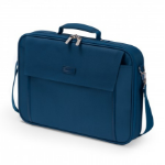 "Dicota BASE 15-17.3 17.3"" Messenger case Blue"