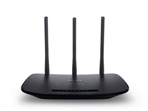 TP-LINK TL-WR940N Single-band (2.4 GHz) Fast Ethernet Black wireless router