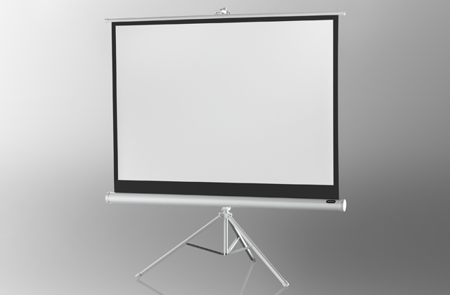 Celexon Eco - 176cm x 132cm - 4:3 - White - Tripod Projector Screen