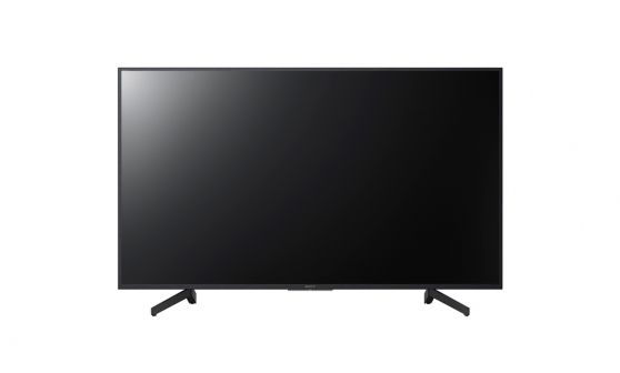 "Sony FWD-55X70G/T pantalla de señalización 138,7 cm (54.6"") LED 4K Ultra HD Pantalla plana para señalización digital Negro Linux"