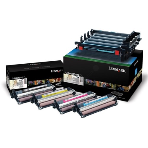 Lexmark C540X74G Drum kit, 30K pages