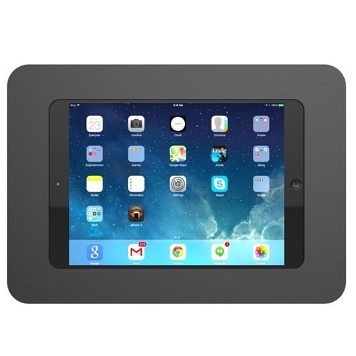 Maclocks Apple iPad Air/Air 2 Lockable Enclosure - Black, Metal, Mounting Kit (260ROKB)