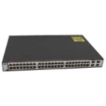 Cisco Catalyst WS-C3750G-48PS-S Managed network switch