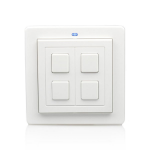 Lightwave LW221WH electrical switch Smart switch White