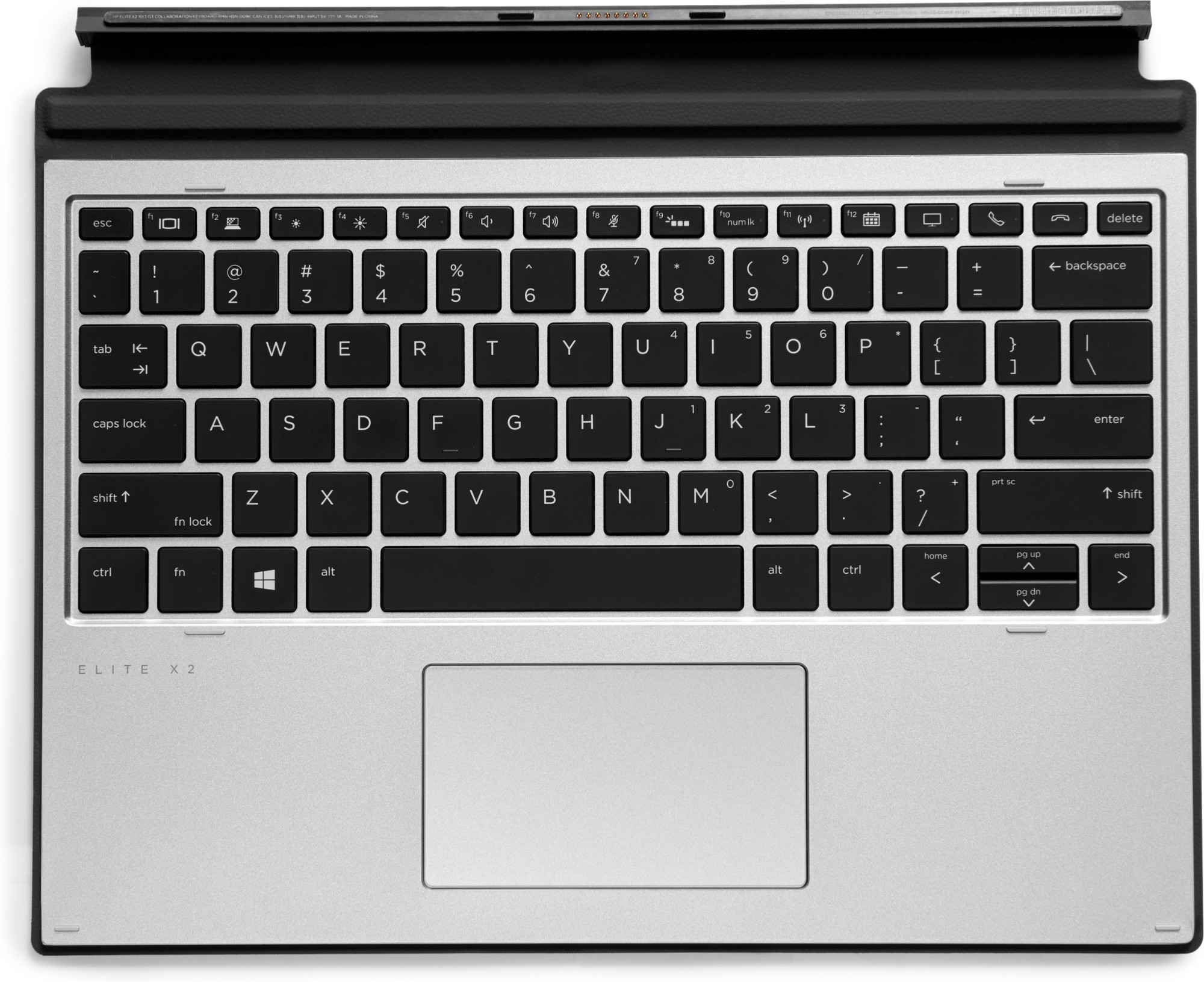 HP Elite x2 G4 Collaboration keyboard