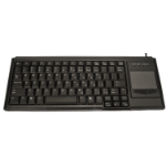 Accuratus KYB500-K82B keyboard USB QWERTY English Black