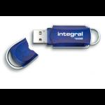 Integral COURIER 3.0 USB flash drive 16 GB USB Type-A 3.2 Gen 1 (3.1 Gen 1) Blue,Silver