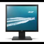 "Acer Essential 176L bm 17"" Black computer monitor"