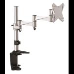 Astrotek Monitor Stand Desk Mount 43cm Arm for Single LCD Display 21.5' 22' 23.6' 24' 27' 8kg 15° tilt 180° s
