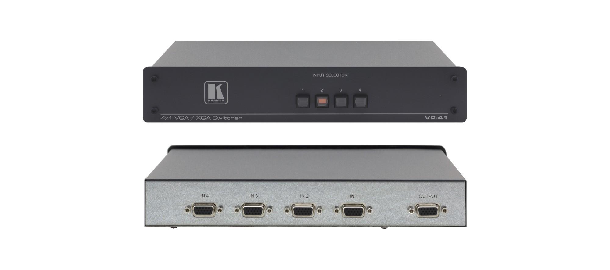 Kramer Electronics VP-41 VGA video switch