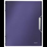 Leitz 39960069 Polypropylene (PP) Blue folder