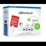 Devolo Magic 2 Wifi next Multiroom Kit 1200 Mbit/s Ethernet LAN Wit 3 stuk(s)