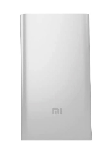Xiaomi Mi 2 power bank Silver Lithium Polymer (LiPo) 5000 mAh