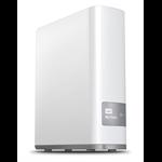 Western Digital MyCloud 4TB NAS Desktop Ethernet LAN White
