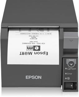 Epson TM-T70II (025A1) Thermal POS printer 180 x 180DPI