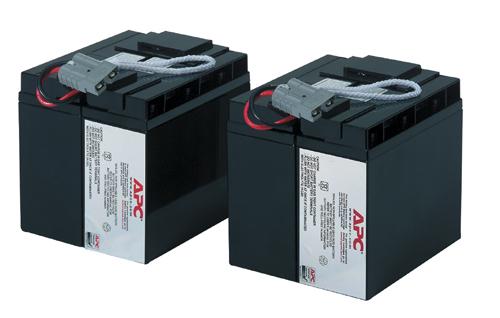 APC RBC55 UPS battery Sealed Lead Acid (VRLA)