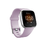 "Fitbit Versa Lite smartwatch LCD 3.4 cm (1.34"") Purple,Silver"