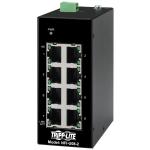Tripp Lite NFI-U08-2 network switch Unmanaged Fast Ethernet (10/100) Black