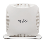 Aruba, a Hewlett Packard Enterprise company RAP-108 300Mbit/s Power over Ethernet (PoE) White WLAN access point