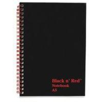 Black n' Red BLACK N RED NOTEBOOK A5 FEINT D66369
