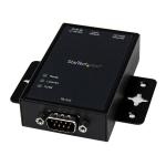 StarTech.com 1 Port RS232 Serial to IP Ethernet Converter / Device Server - AluminumZZZZZ], NETRS2321P
