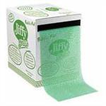 Jiffy Riggikraft BUBBLE BOX ROLL 300MMX50M GREEN