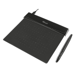 Trust 21259 140 x 100mm USB Black graphic tablet
