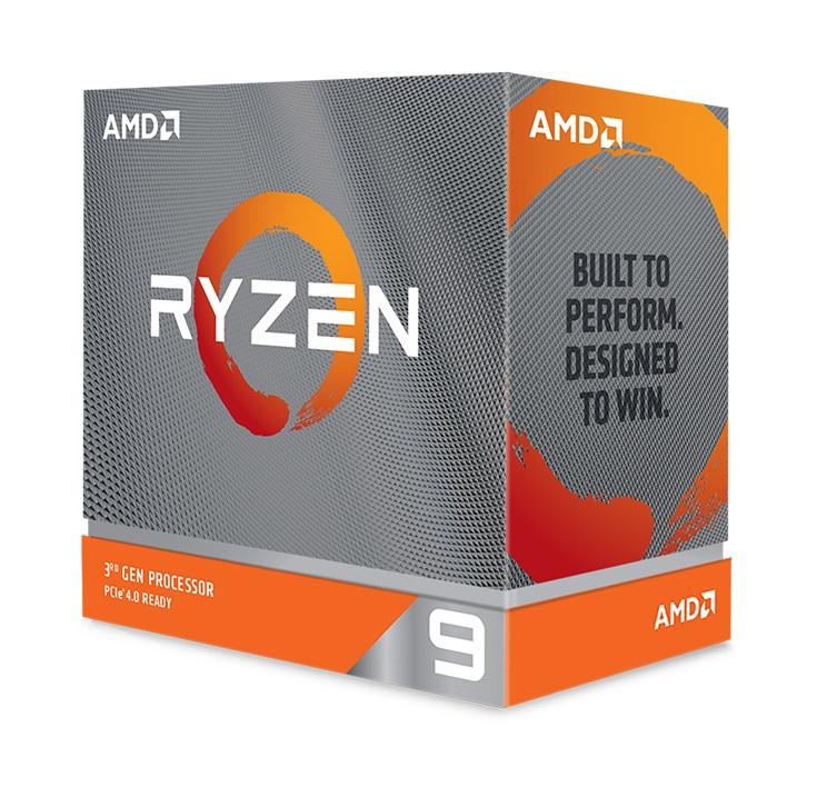 AMD Ryzen 9 3900XT processor 3.8 GHz L2 & L3