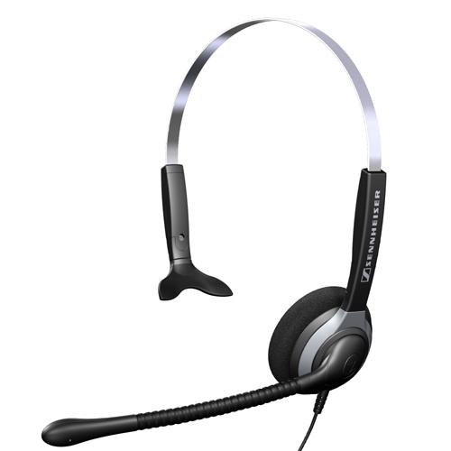 Sennheiser SH 230 Monaural Head-band Black
