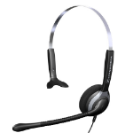 Sennheiser SH 230 Monaural Head-band Black headset