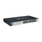 Hewlett Packard Enterprise E2520-24G-PoE Managed L2 Power over Ethernet (PoE)