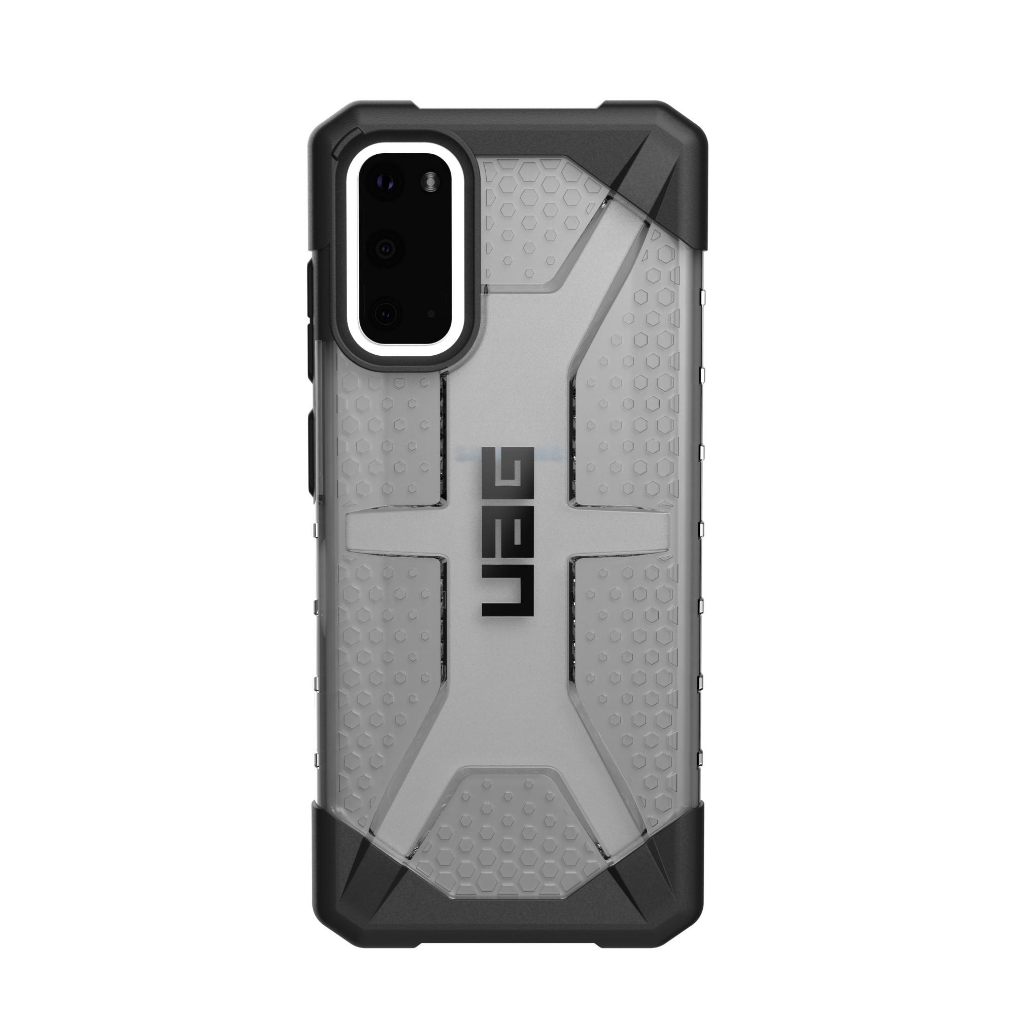 """Urban Armor Gear Plasma Series funda para teléfono móvil 15,8 cm (6.2"""") Negro, Translúcido"""