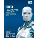 Eset Home Office Security Pack – 1x File Security, 5 Seats & 5 Mobile (1 Year)