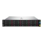 Hewlett Packard Enterprise StoreEasy 1660 NAS Rack (2U) Black 4112