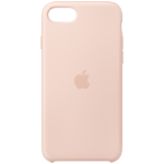 """Apple MXYK2ZM/A mobile phone case 11.9 cm (4.7"""") Cover Pink, Sand"""