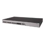 Hewlett Packard Enterprise OfficeConnect 1950 12xGT 4SFP+ Managed L3 10G Ethernet (100/1000/10000) 1U Gray