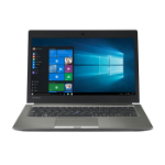 "Toshiba Portégé Z30-C-1HH 2.00GHz i3-6006U 6th gen Intel® Core™ i3 13.3"" 1366 x 768pixels Grey, Metallic Notebook"