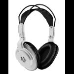 BitFenix Flo White Circumaural Head-band headphone