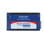 B+B SmartWorx IE-MiniMc network media converter 100 Mbit/s 1310 nm Multi-mode,Single-mode Black,Blue