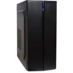 Inter-Tech B-48 Midi-Tower Black