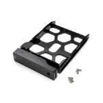 "Synology Disk Tray (Type D5) 2.5/3.5"" Bezel panel Black DISK TRAY (TYPE D5)"