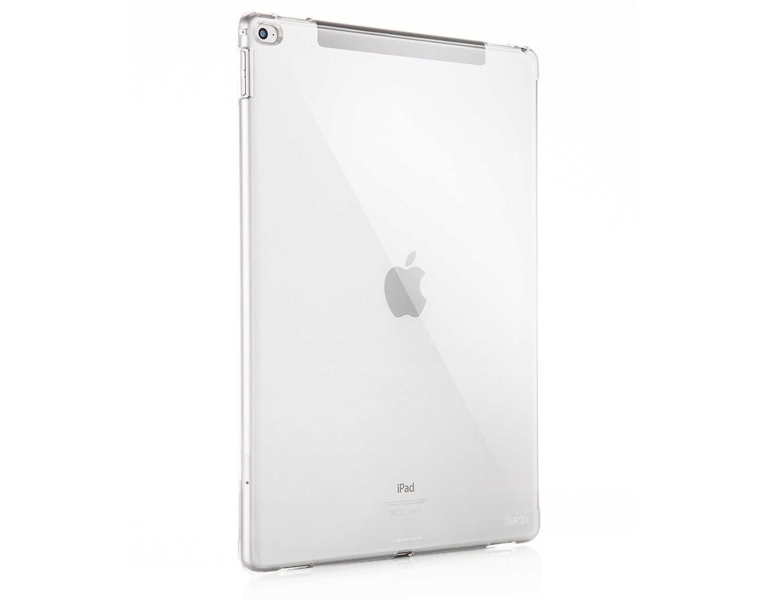 "STM Half Shell 12.9"" Cover Transparent"