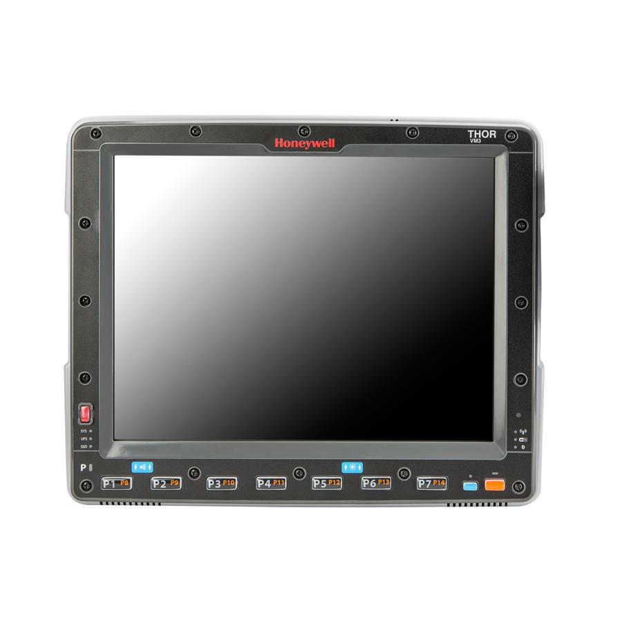 Honeywell Thor VM3 2GB 3G 4G Grey,Silver tablet