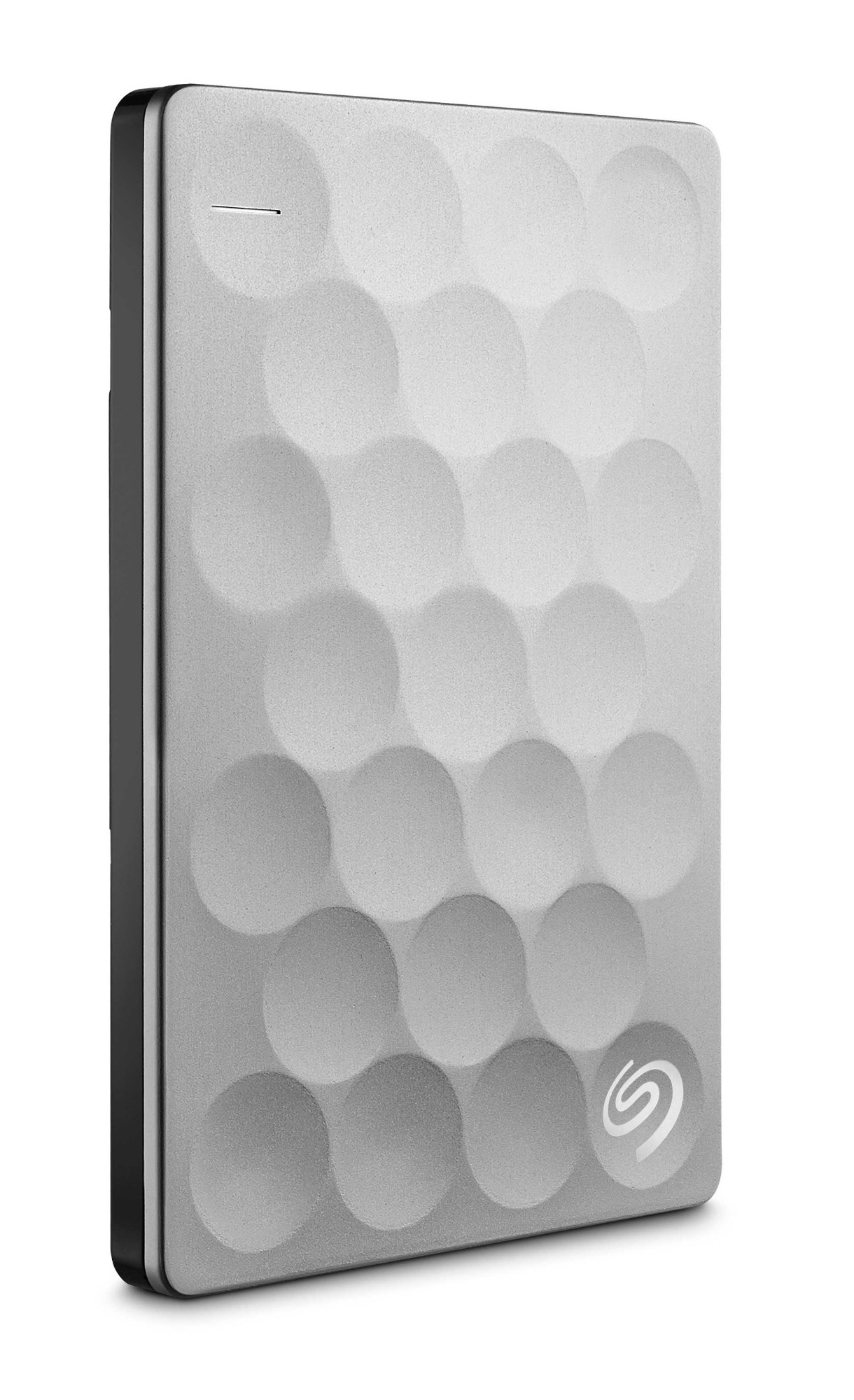 Seagate Backup Plus Ultra Slim 2000GB Platinum external hard drive