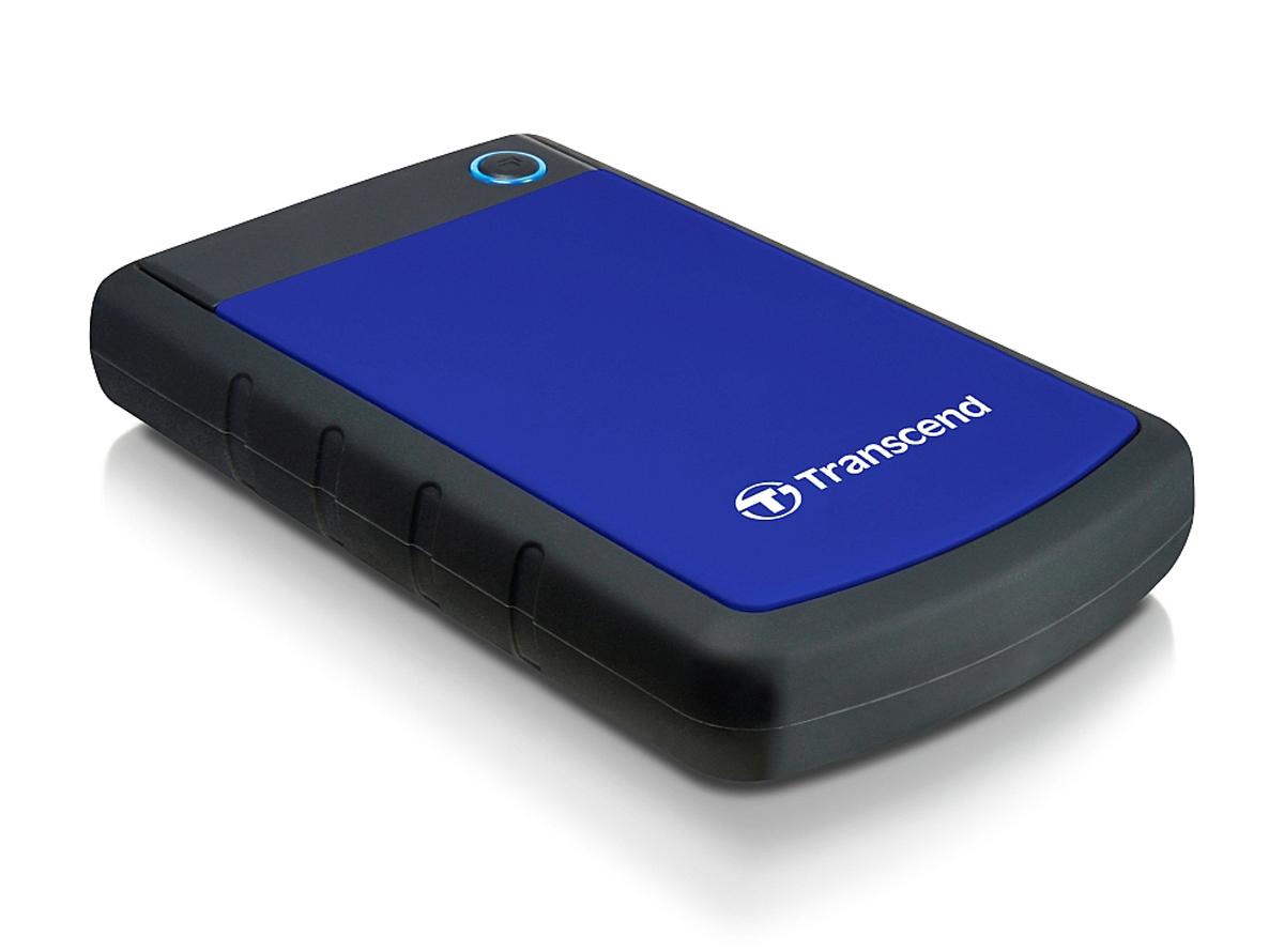 Transcend StoreJet 25H3 2TB Blue