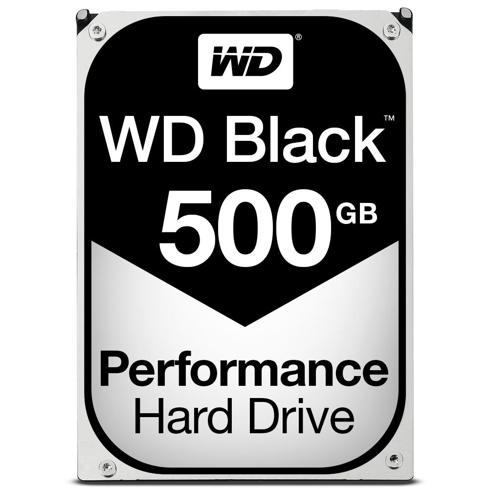 "Western Digital Black 3.5"" 500 GB Serial ATA III"